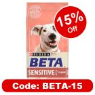 BETA Adult Sensitive