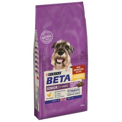 Purina Beta Senior Dry Dog Food Top Deals At Zooplus