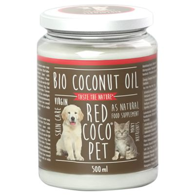 BIO Virgin Coconut Oil for Pets