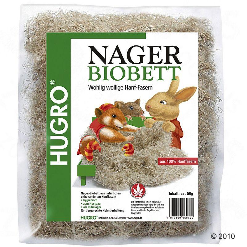 BioBed from Hemp Fibres