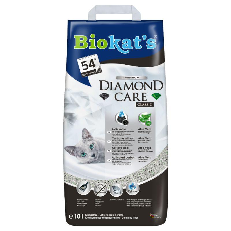 Biokat's Diamond Care Classic Cat Litter