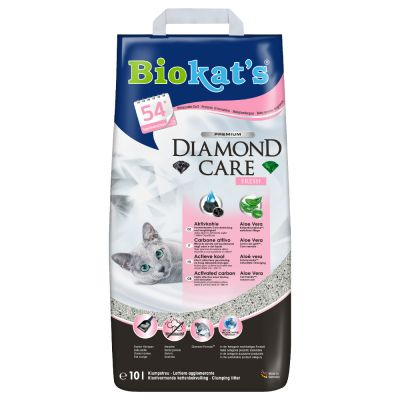 Biokat´s Diamond Care Fresh Kattenbakvulling