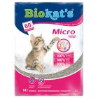 Biokat's Micro Fresh Cat Litter