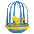 Bird in a Cage Cat Toy