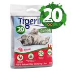 Birthday Edition Tigerino Canada Cat Litter - Orchid