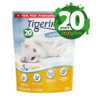 Birthday Edition: Tigerino Crystals Silicate Cat Litter Trial Pack