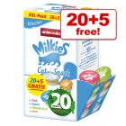 Birthday Edition: 20 x 15g Animonda Milkies Cat Treats + 5 Free!*