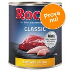 Blandat provpack: Rocco Classic 6 x 800 g