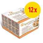 Blandpack: Applaws Adult kattmat 12 x 70 g