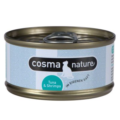 Blandpack: Cosma Original + Thai + Nature
