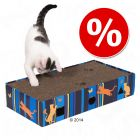 Bloque rascador Scratch & Play para gatos ¡en oferta!