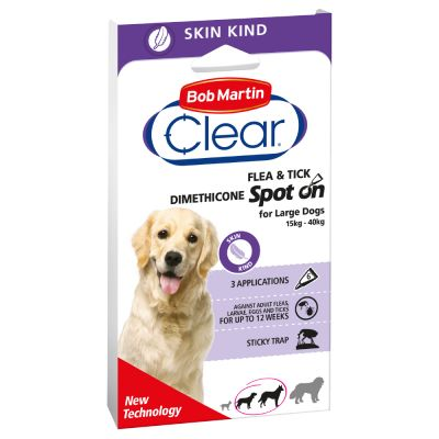 Bob Martin Clear Spot On for Dogs