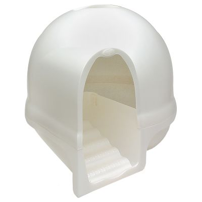 Booda Cleanstep Cat Litter Box