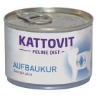 Boîtes pour chat Kattovit High Performance 6 x 175 g