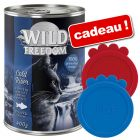 Boîtes Wild Freedom Adult 24 x 400 g + 2 couvercles Trixie offerts !