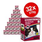 Bozita Chunks in Jelly Mega Pack 32 x 370g