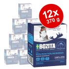 Bozita Chunks in Jelly 12 x 370 g