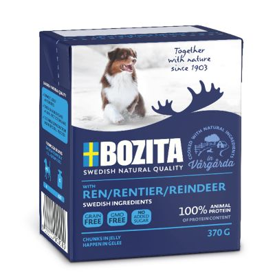Bozita Chunks in Jelly 1 x 370 g