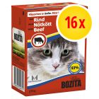 Bozita Chunks in Sauce Multibuy 16 x 370g