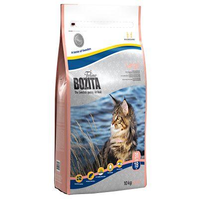 Bozita Feline Large Dry Cat Food Great Deals At Zooplus