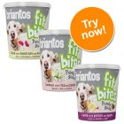 Briantos FitBites – Mixed Trial Pack 3 x 100g
