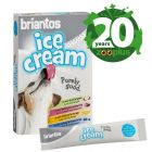 Briantos Ice Cream for Dogs – 4 flavours