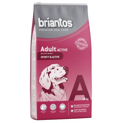 Briantos Adult Active, poulet & riz