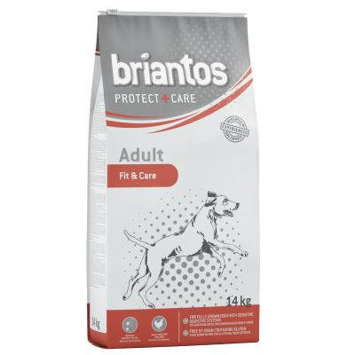 Briantos Adult Fit & Care Single Protein pour chien