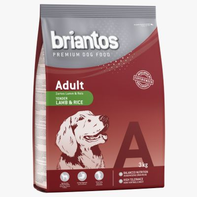 Briantos Adult Mixed Trial Pack 2 x 3kg