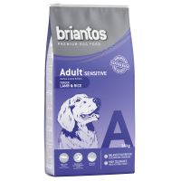 Briantos Adult Sensitive Lam & Rijst  Hondenvoer