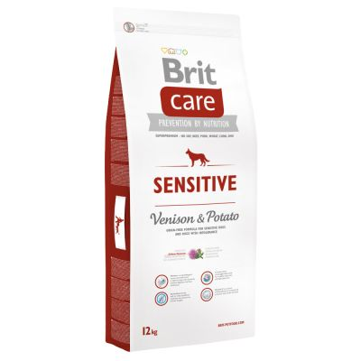 Brit Care Sensitive, Dziczyzna i ziemniak