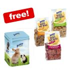 Bunny Snack Set Biscuits With Bite Mixed Pack + Storage Tin Free!*