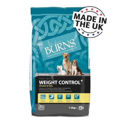 Burns Adult Senior Weight Control Chicken Oats Buy Now At
