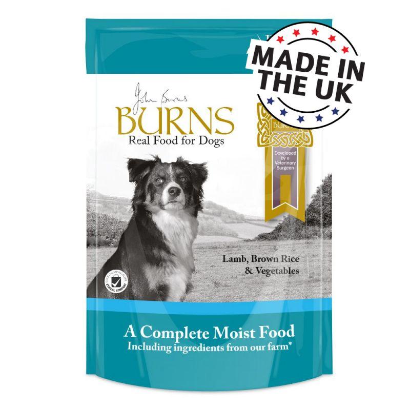 Burns Penlan Farm Range - Lamb, Brown Rice & Vegetables