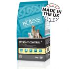 Burns Weight Control+ poulet, avoine pour chien