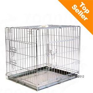 3800c0a559a9eb Double Door - Cage de transport pour chien et chat - zooplus