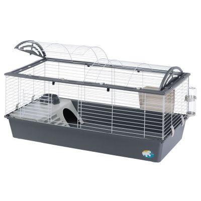 casa 120 ferplast cage pour lapin et cochon d 39 inde zooplus. Black Bedroom Furniture Sets. Home Design Ideas