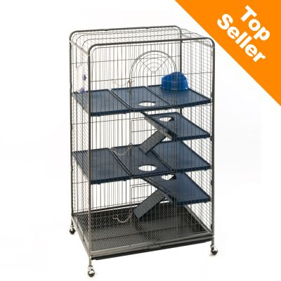 Perfect Maxi - Cage pour furet et chinchilla - zooplus f23798857ede