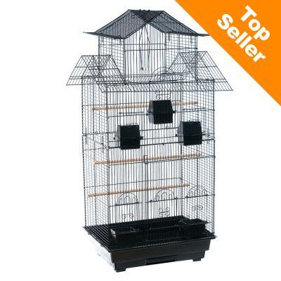 Cage à oiseaux Amilo - À prix avantageux chez zooplus 0155c0dc5202
