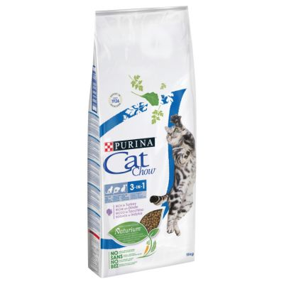 Cat Chow Special Care 3in1 pulyka
