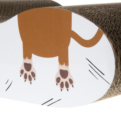 Cat Lounge Scratching Pad
