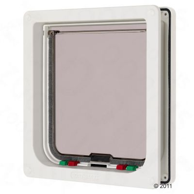 Cat Mate Large Cat Flap - 4 Way Lock