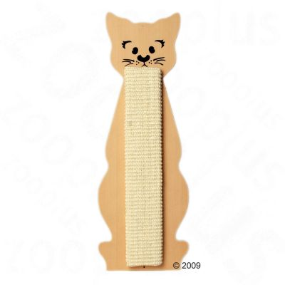 Cat Shaped Scratching Post