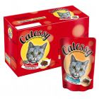 Catessy Pouches Saver Pack 48 x 100g