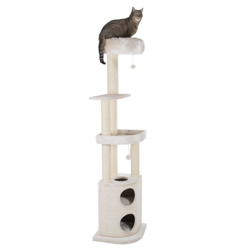 Large Cat Trees Catherine Tree Great Deals At Zooplus