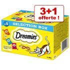 Catisfactions Selection Box 3 boîtes + 1 offerte !