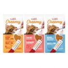 Catit Creamy Cat Snacks 5 x 15g