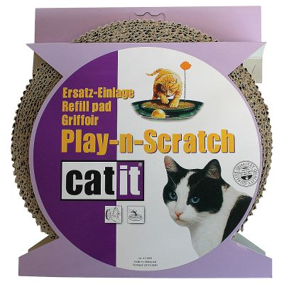 Catit Play-N-Scratch – 3 in 1