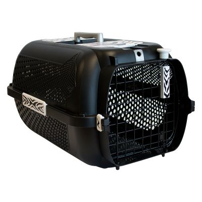 5ae921826db Catit Voyageur White Tiger Pet Carrier - Black | Top deals at zooplus!