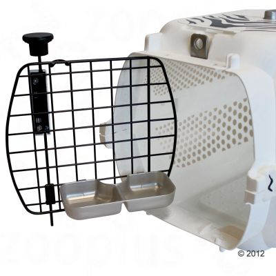 27d0202f5e2 Catit Voyageur White Tiger Pet Carrier - White | Free P&P £29+ at ...